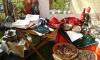 Namibisches Kunsthandwerk auf Herbstmarkt in Bergheim