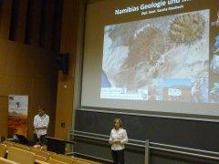 Namibias Geologie und Mineralien